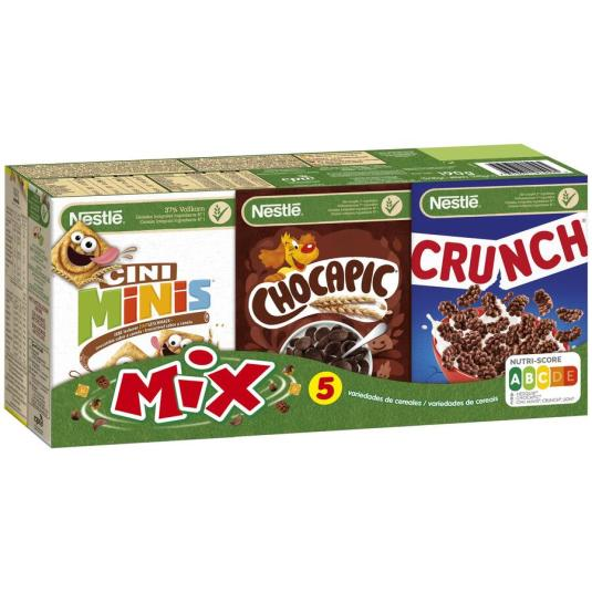 CEREALES NESTLE MIX 190G
