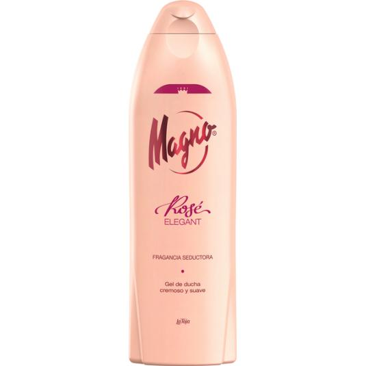 GEL DUCHA MAGNO ROSE 550 ML