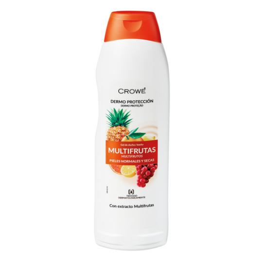 GEL MULTIFRUTAS CROWE 1.250 ML