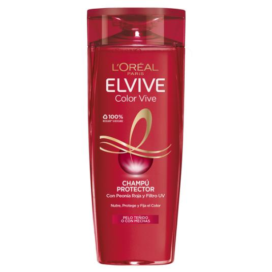 CHAMPU COLOR VIVE ELVIVE 370 ML