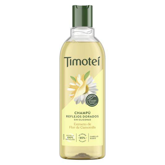 TIMOTEI REFLEJOS DORADOS 400 ML