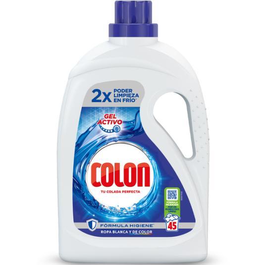 DET.GEL COLON AZUL 40+5 DOSIS