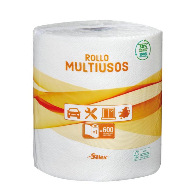 ROLLO MULTIUSOS 138 M SELEX
