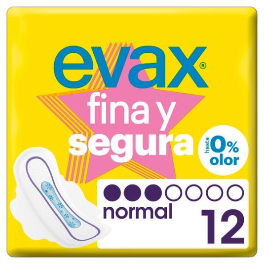 EVAX FINA Y SEGURA ALAS NORM.12