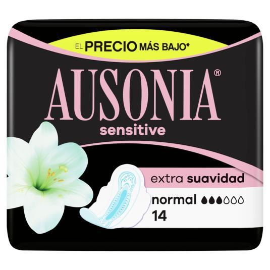 AUSONIA SENSITIVE NORMAL ALAS 14