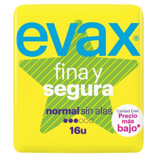 EVAX FINA Y SEG.NORMAL 16 UD