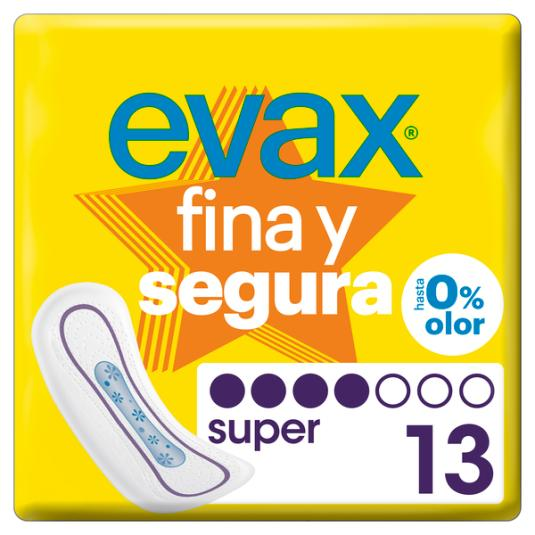 EVAX FINA Y SEG.MAXI 13 UD