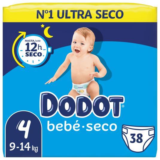 DODOT ETAPAS T-4 8-14 KG 40 UDS