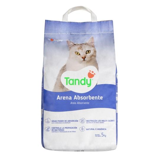 ARENA GATOS TANDY 5 K