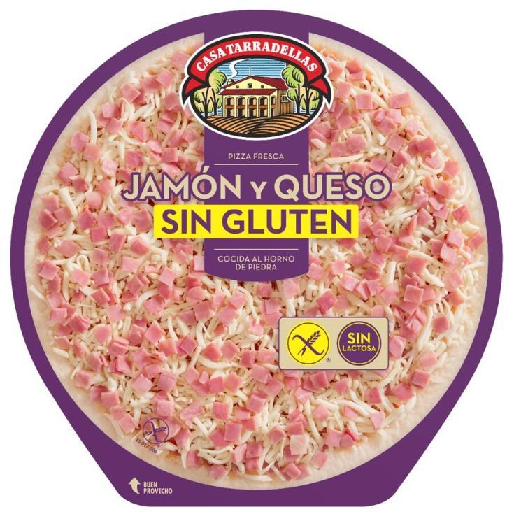 PIZZA TARRADELLA JAM/QUE.S/GLUTEN