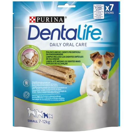 SNACK DENTALIFE PURINA SMALL 5 UNID