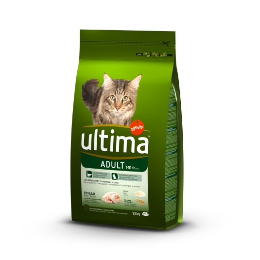 ULTIMA CAT ADULT POLLO 1.5 K
