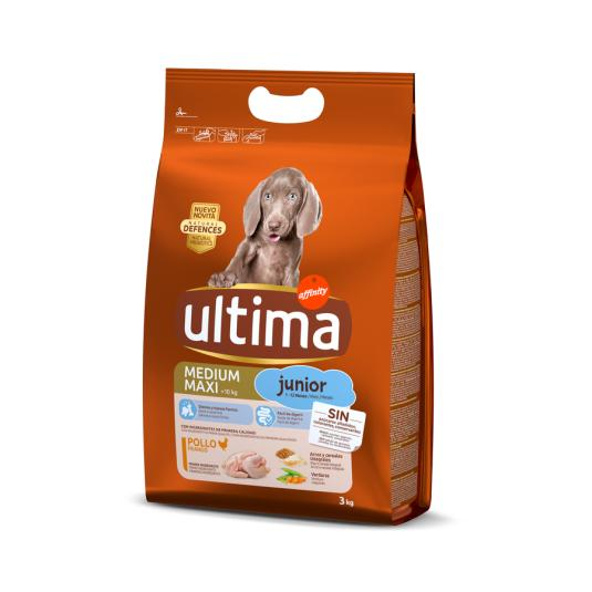 ULTIMA DOG MEDIUM JUNIOR 3.K