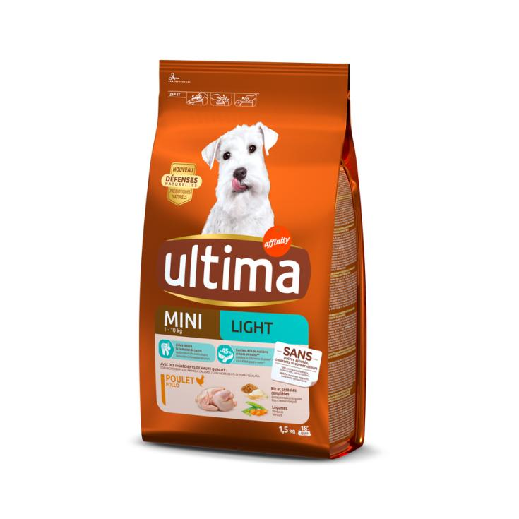 ULTIMA DOG MINI LIGHT 1.5K