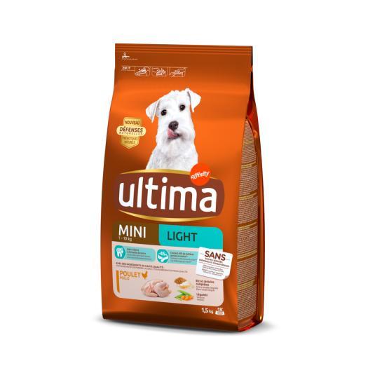 ULTIMA DOG MINI LIGHT 1.5K