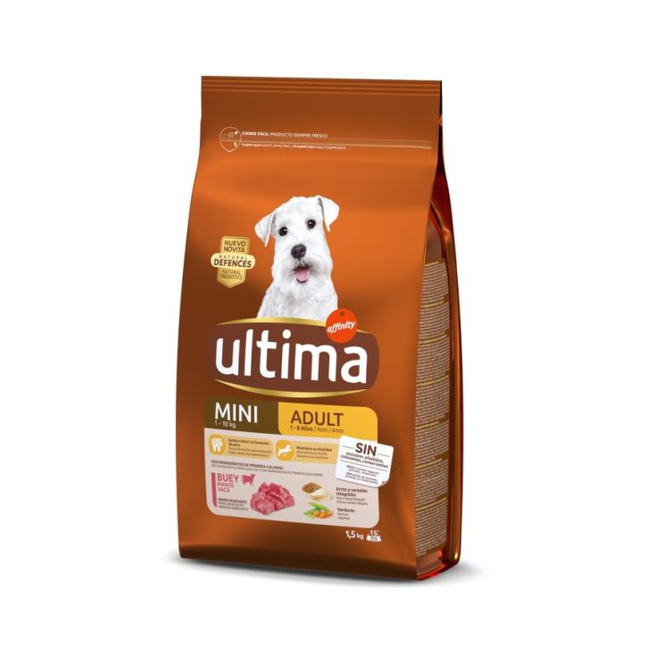 ULTIMA DOG MINI BUEY 1.5K
