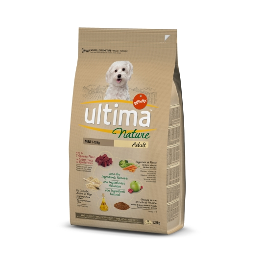 ULTIMA DOG NAT. MINI CORDERO 1.250K