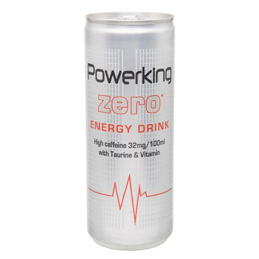 BEB.ENERG.POWERKING ZERO 25 CL