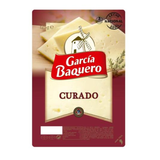 QU.LONCH.CURADO G.BAQUERO 125 GRS