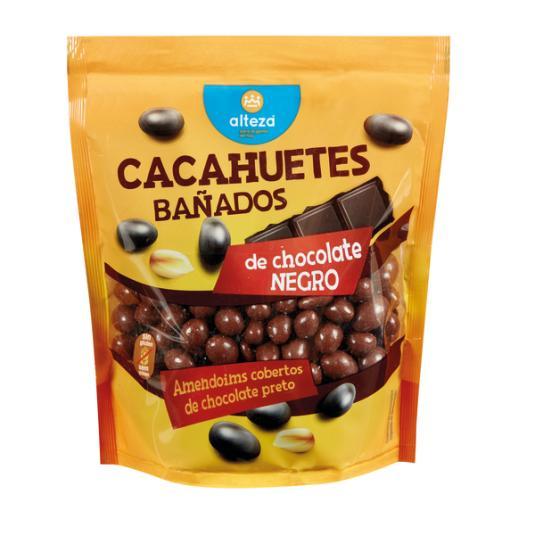 CACAHUETES C/CHOCO NEGRO ALTEZA