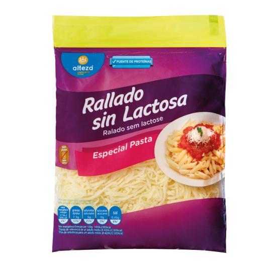 QUESO RALLADO S/LACTOSA ALTEZA 150G