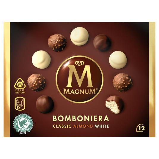 MAGNUM BOMBONEIRA CLA 12.