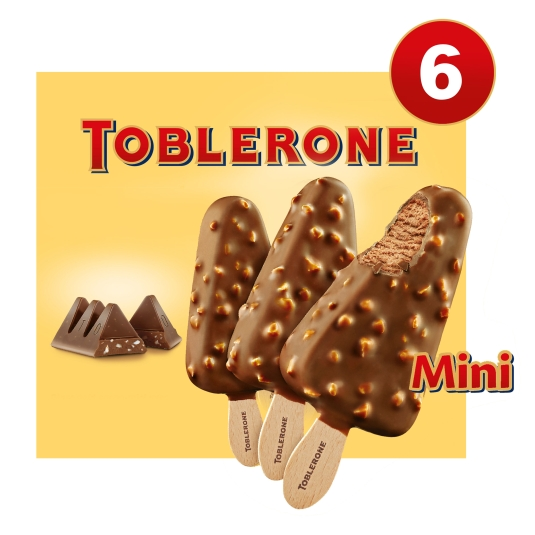 TOBLERONE MINI 6X50ML