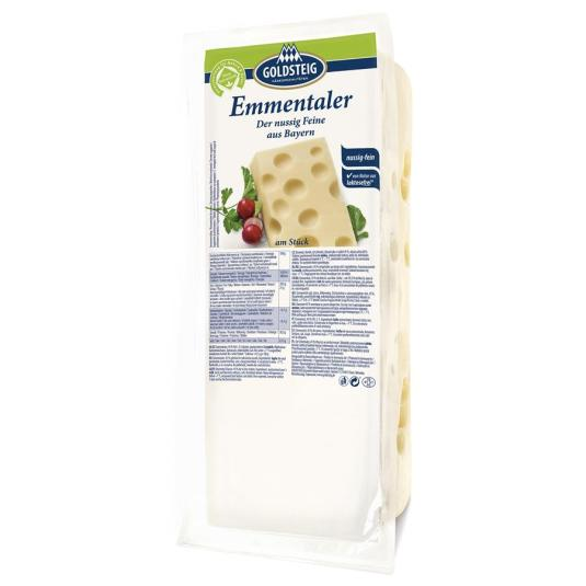 QUESO EMMENTAL BARRA GOLDSTEIG