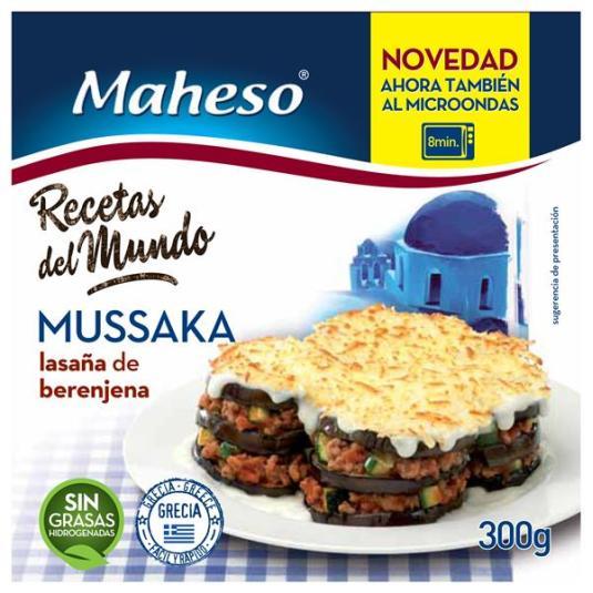 MUSAKA MAHESO 300 GR