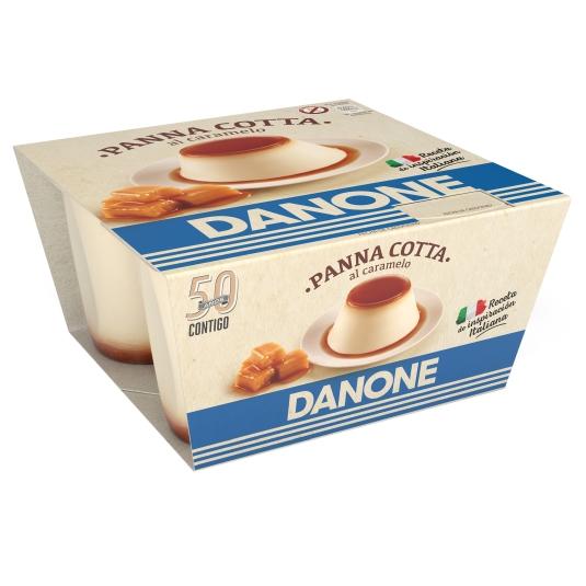 DEPOSTRE PANNA CARAM DANONE X4
