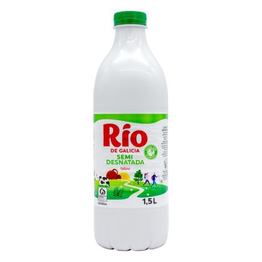 LECHE SEMIDESNATADA RIO 1.5 L
