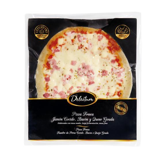 PIZZA DELEITUM JAM-BAC-QUE 420G