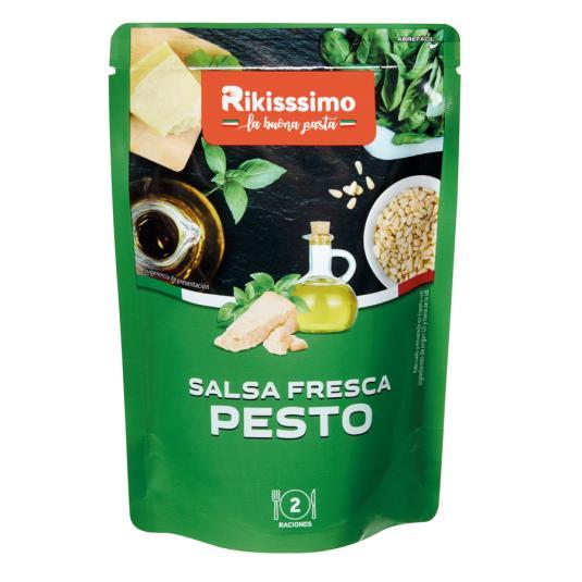 SALSA FRESCA PESTO RIKISSSIMO 150GR