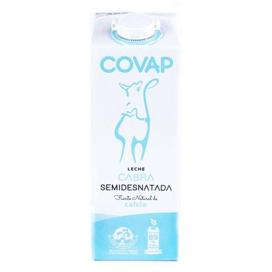 LECHE SEMI CABRA COVAP 1L